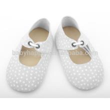 Hochwertige Säuglingsleder-Schuhbaby kleidet Schuhe Großverkauf