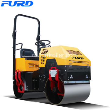 FYL-880+Tandem+Drum+Vibratory+Mini+Road+Roller+Price