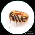 T50-125 Dip Coil Wire Wind Wound Inductor 33mh 4A For Current Sense Transformers