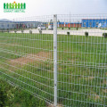 Galvanized or PVC Triangle Bending Wire 3D Fence
