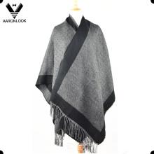 Модная зимняя шаль