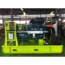 350kVA Daewoo Generator von original Korea Motor angetrieben