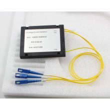 2CH CWDM with ABS Box Package and Sc Connector