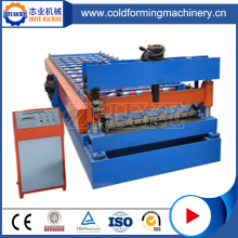 High Speed Steel Galvanized Sheet Forming Machine