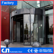 Hotel Building Automatic Curved Door