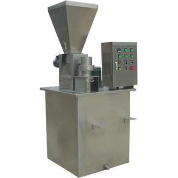 Dry Powder Dosifier skid