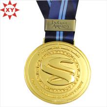 Breite Sorten maßgeschneiderte gefälschte Goldmedaillen (XY-mxl91001)