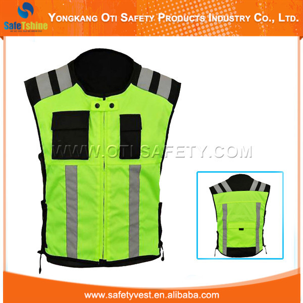 Cool Design Reflective Running Vest