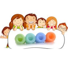 Alimentação Grade Kids Grip Exerciser (MQ-KGE01)