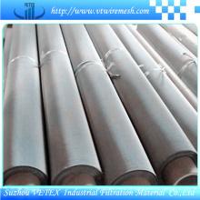 Malha de filtro de aço inoxidável usada para aviação