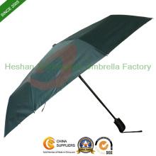 Parapluies d'exécutifs Compact automatiques avec des Logos personnalisés (FU-3821BFA)