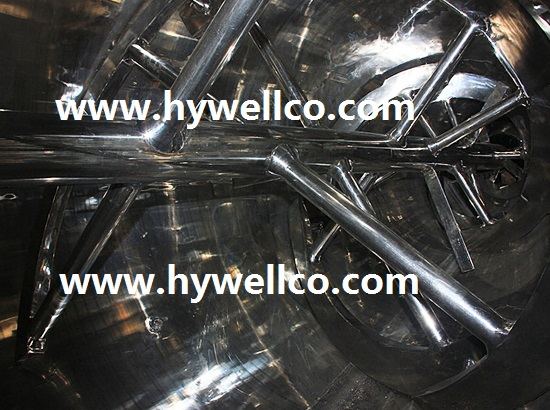 Mesin Pengeringan Screw Conical