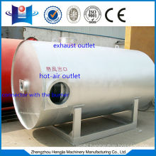 2014 energy saving and efficient fuel gas hot air furnace for sale