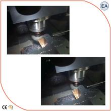 Machine à chanfreiner CNC avec vis à billes
