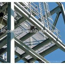 Steel Grate Flooring , grating flooring and walkway, Galvanized steel material A36