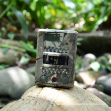 Low cost small hidden waterproof 8MP thermal hunting camera