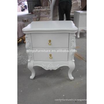 Nouveaux meubles sculptés à la main classiques XYN313