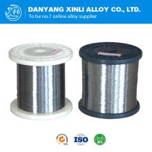 Fil de fer à haute résistance à résistance électrique Fecral