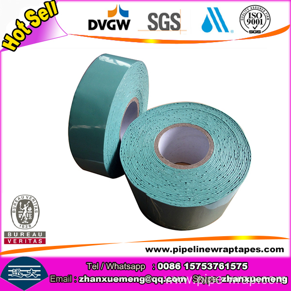XUNDA visco elastic adhesive tape for onshore and offshore pipe anti corrosion