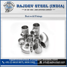 Heavy Wall Thickness Stainless Steel Elfows and Buttwelding Pipe Fittings