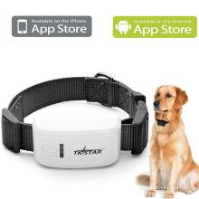 Echtzeit wasserdichte DIY Haustier Hundehalsbänder GPS Tracker