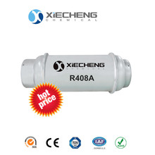 100% Original for High Fructose Corn Syrup 926L cylinders Mixed Refrigerant r408a gas export to Guinea-Bissau Supplier