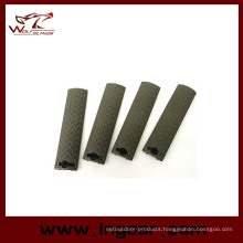 Skidproof Texture Rail Cover Panel Bd EGO Rail Cover Rubber Covers