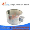 Extruder screw barrel ceramic heater for plastic machine