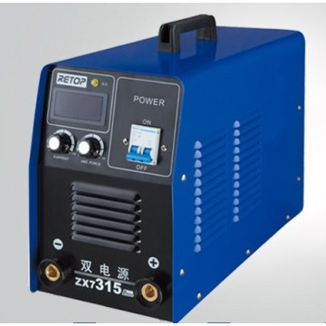 Double Voltage Automatic Switching Manual Welder