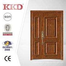 Роскошный и половина стальная дверь KKD-901B
