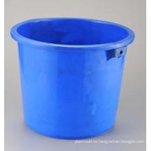 Molde de cubo de materia de inyección de plástico