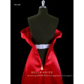 2017 novo vestido de casamento Hi-Lo Alibaba com chinês bordado