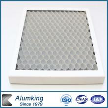 Noyau en nid d'abeille en aluminium pour panneaux composites