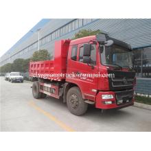 Camiones volquete automáticos 4x2 de vehículos de ingeniería