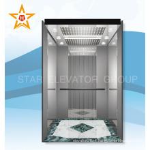 AC unidade VVVF residencial elevador de passageiros fábrica