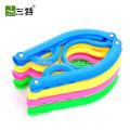 plastic folding hanger