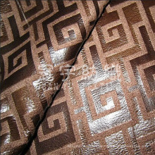 Bronzing Suede Compound Fabric für Sofa Fabric