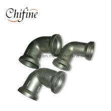 Стальные/металлические штуцеры трубы стали углерода для линии трубы