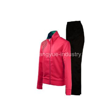 chaquetas deportivas de entrenamiento para parejas caliente temporada con mangas largas y pantalones