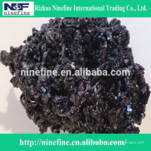 high carbon low surfur black silicon carbide powder price