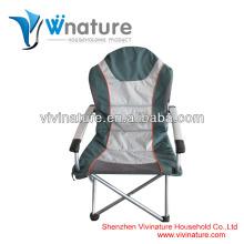 Chaise pliante d'enfant de tissu confortable d'enfants \ chaise extérieure de camp d'enfants
