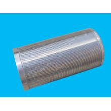 Tubos de filtro de fio de cunha / Wire Wrap Sceen