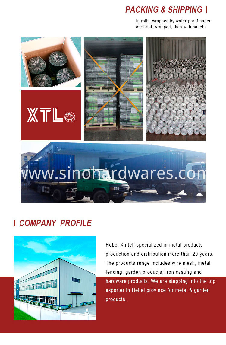 Holland Plastic Safety Wire Mesh