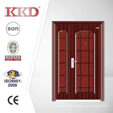 Mother and Son Swing Steel Security Door KKD-555B