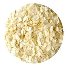 Nueva escama de ajo blanco deshidratado de cultivos