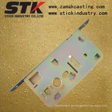 Metal estampado piezas de cerradura (STK-0356)