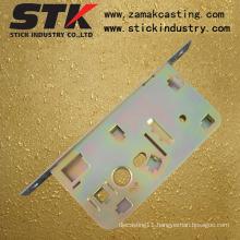 Metal Stamped Lock Parts (STK-0356)