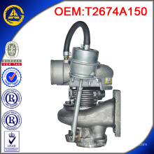 TB25 T2674A150 P135TI engine turbo with best price