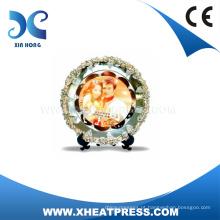 """Placa de sublimação MKG2 de metal de 8 """""""