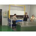Автоматическая линия для нанесения УФ-покрытия для стеклянной бутылки